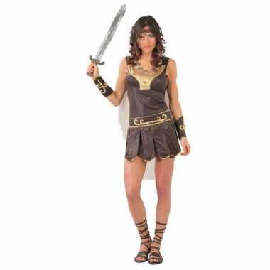 Romeinse gladiator verkleedkleding dames