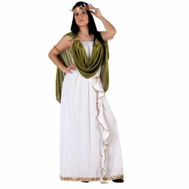 Romeinse/griekse dame livia verkleed verkleedkleding/jurk voor dames