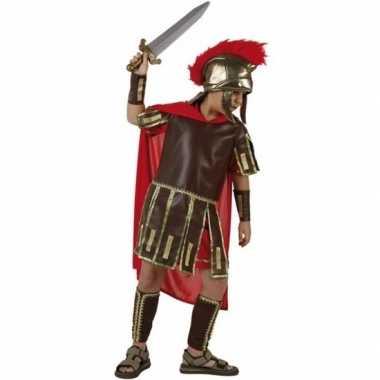 Romeinse soldaat fabius verkleedkleding voor jongens