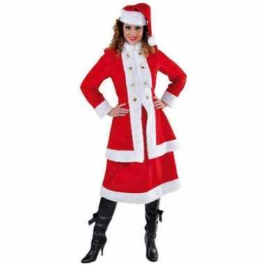 Russische kerst verkleedkleding voor dames