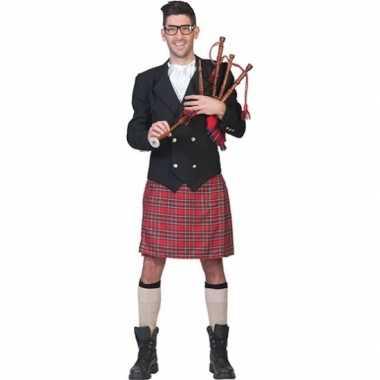 Schots verkleedkleding voor heren