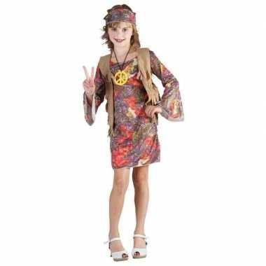 Sixties verkleedkleding voor meisjes