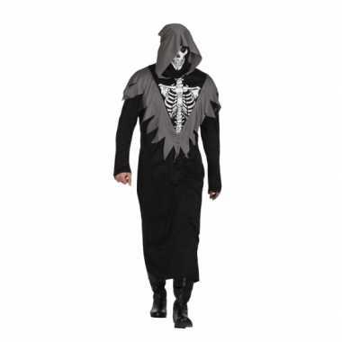 Skelet bewaker verkleedkleding