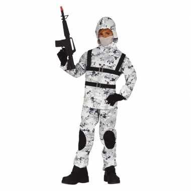 Soldaat special forces verkleed verkleedkleding voor jongens