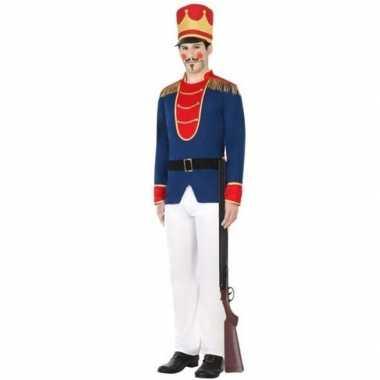 Speelgoed soldaat verkleed verkleedkleding voor heren