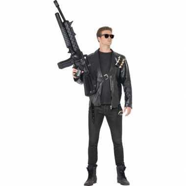 Terminator verkleedkleding voor heren