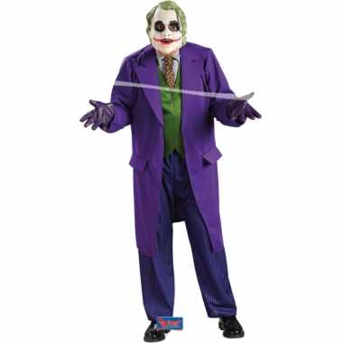 The joker verkleedkleding uit batman
