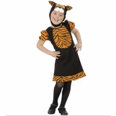 Tijgertje verkleedkleding voor meisjes
