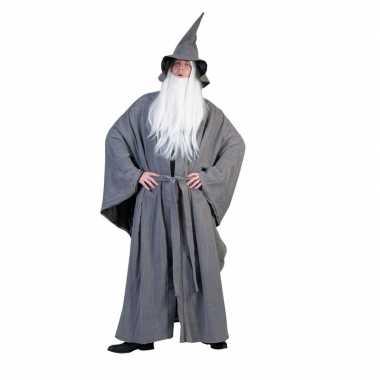 Tovenaars verkleed verkleedkleding voor volwassenen