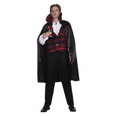 Vampier heren verkleedkleding vampire emperor