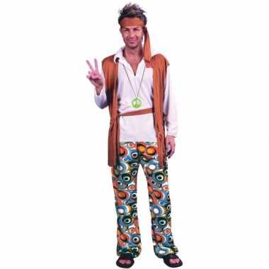 Verkleed verkleedkleding hippies