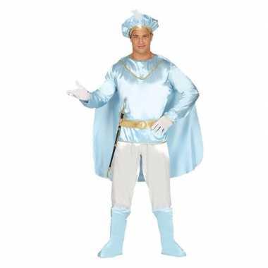 Verkleed verkleedkleding prins charmant