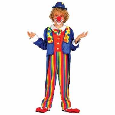 Verkleedkleding clown verkleedkleding voor kinderen