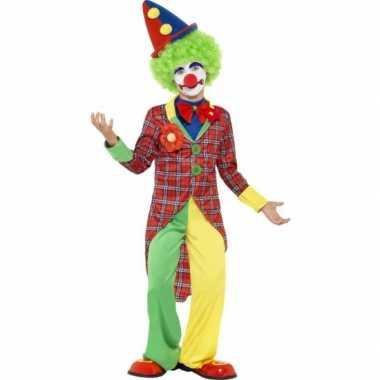 Verkleedkleding clown verkleedkleding