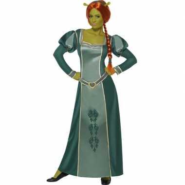 Verkleedkleding fiona uit shrek