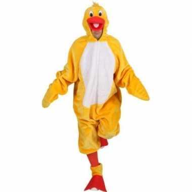 Verkleedkleding gele vogels verkleedkleding