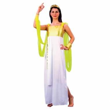 Verkleedkleding godin voor dames