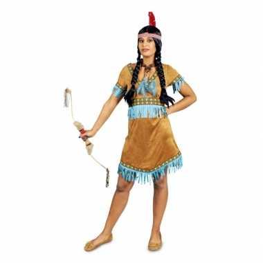 Verkleedkleding indiaan voor dames