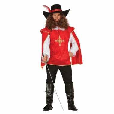Verkleedkleding musketier