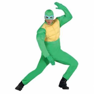 Verkleedkleding ninja voor heren