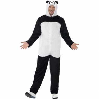 Verkleedkleding panda verkleedkleding