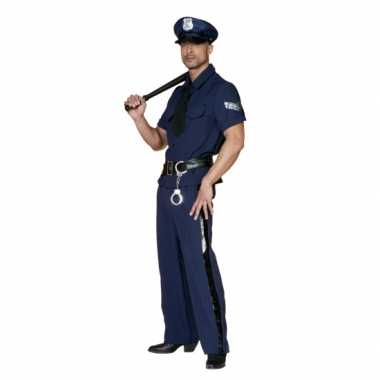 Verkleedkleding politie heren