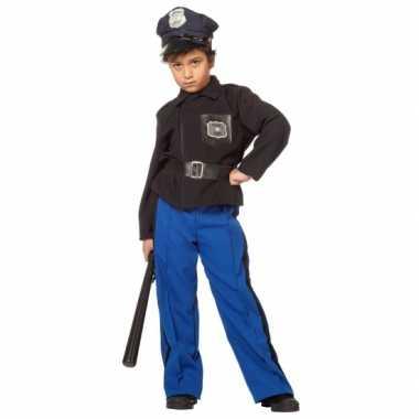 Verkleedkleding politie kind