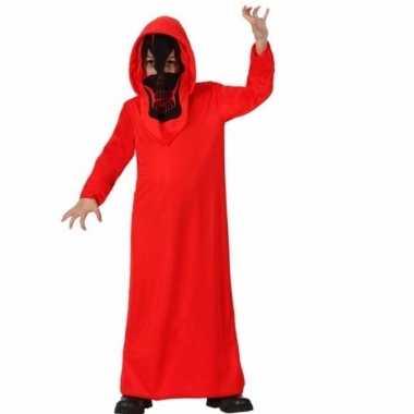 Verkleedkleding rode duivel voor jongens