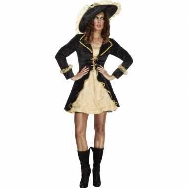 Verkleedkleding sexy piraten dame