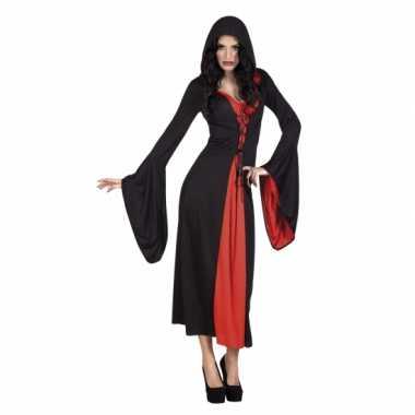 Verkleedkleding vampier valentina voor dames