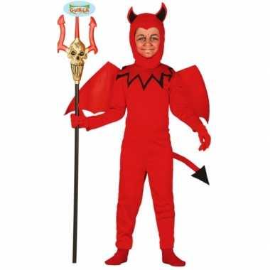 Verkleedkleding voor kinderen duiveltje