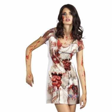 Verkleedkleding zombiebruid