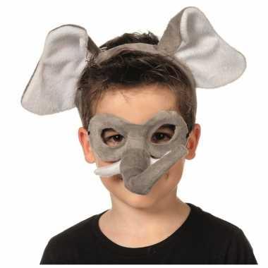 Verkleedsetje olifant voor kinderen