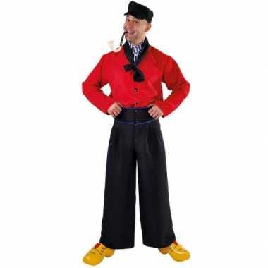 Volendams verkleedkleding voor heren
