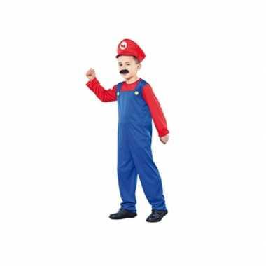 Voordelig loodgieter verkleedkleding voor jongens alkmaar