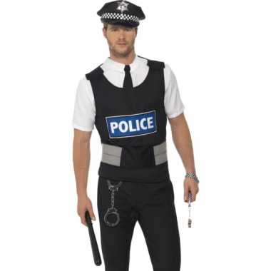 Voordelige politie verkleedkleding