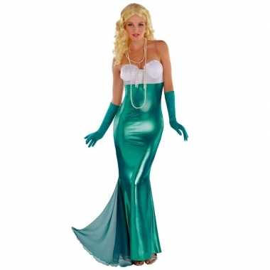 Zeemeermin/zeemeerminnen verkleedkleding feestverkleedkleding voor da