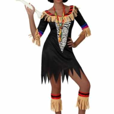 Zulu verkleedkleding dames