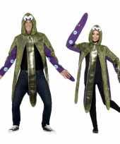 Inktvis verkleedkleding voor volwassenen